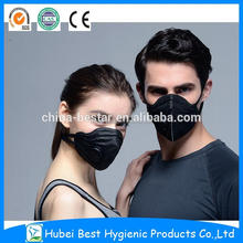 hot new products for 2017 black anti smog N95 medical