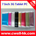 7 Inch Touch Screen Cheap Price Dual SIM Card Android 3G Tablet PC
