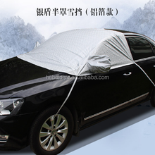 PEVA Windshield Snow Ice Protector half car cover