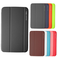 Slim Thin Leather Case BooK Cover For Samsung Galaxy Tab 3 8.0 T310 T311 T315