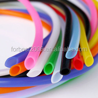 High Quliaty Colored Silicone Tubing Oem, Soft Rubber Tubing Silicone Rubber Tube Manufactuer From China