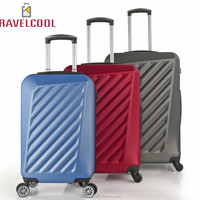 TRAVELCOOL NEW DESIGN ABS LUGGAGE TRAVEL
