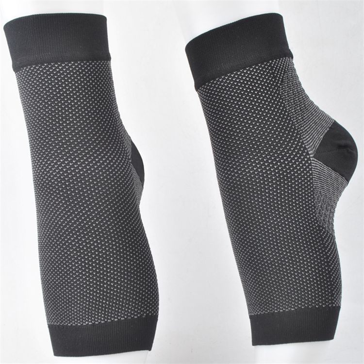 Wholesaler Plantar Fasciitis Socks Foot Care Compression Sock Sleeve with Arch & Ankle Support