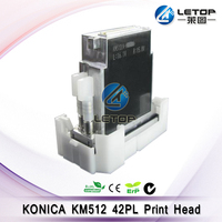 High quality !! Allwin printer spare parts 42 pl konica 1024 print head