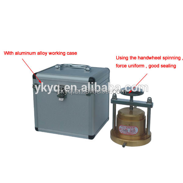 ST55-2 Soil Permeability Testing Machine/Improved Falling Head Apparatus Permeameter/Soil Improved Permeameter
