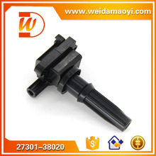 Top quality auto ignition coil for Hyundai Santa Fe oem 27301-38020