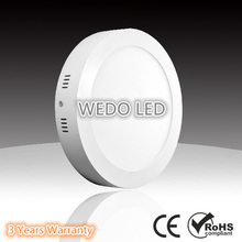 12 Volt 24 watts round LED Panel Light ceiling light inside lighting surface mounted