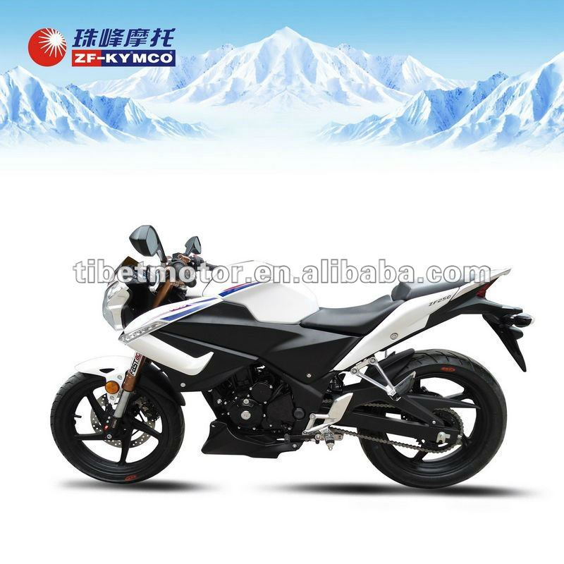 Motorcycle new design high quality in China hot sale racing motorbike 250cc (ZF250)