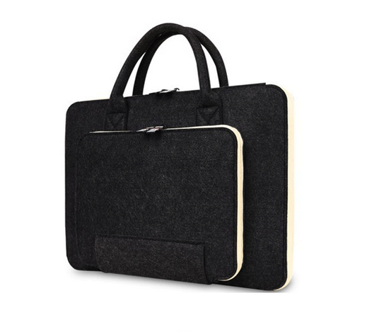 Felt Portable Laptop Sleeve Case Pouch Cover Bag Ultrabook Netbook Tablet Computer Sleeve