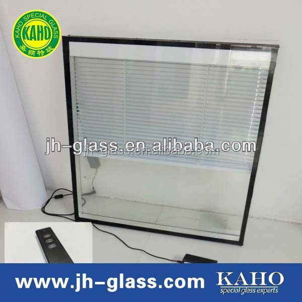 Hollow Glass Rolling Shutters Windows with factory price and high quality