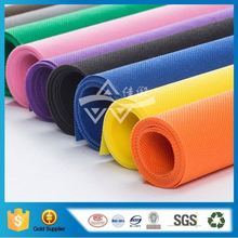 Customized Breathable White Polyester PET Spunbonded Nonwoven Fabric For Industrial Filtration