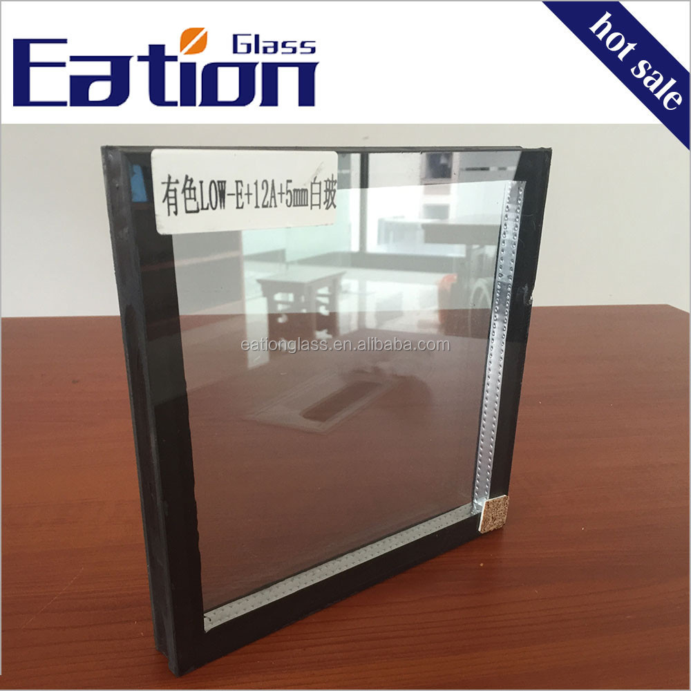 Cheap Low-E Insulated Glass Stained Building Glass