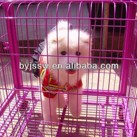 Metal Wire Folding Pet House Dog Cage Sale