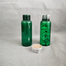 China Wholesale empty plastic pill bottles