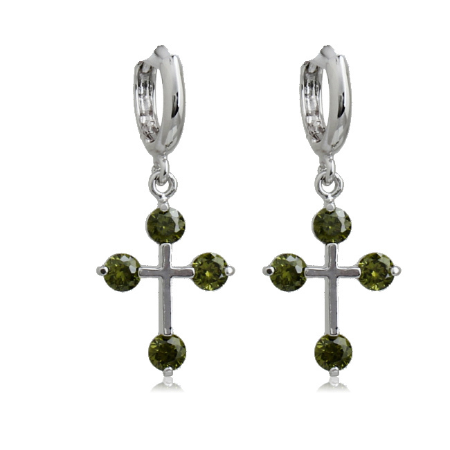105c jewerly freshwater pearl earrings