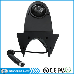 waterproof Sony CCD IR bus/truck side view camera reverse car camera