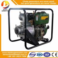 4 inch irrigation diesel water pump for sale