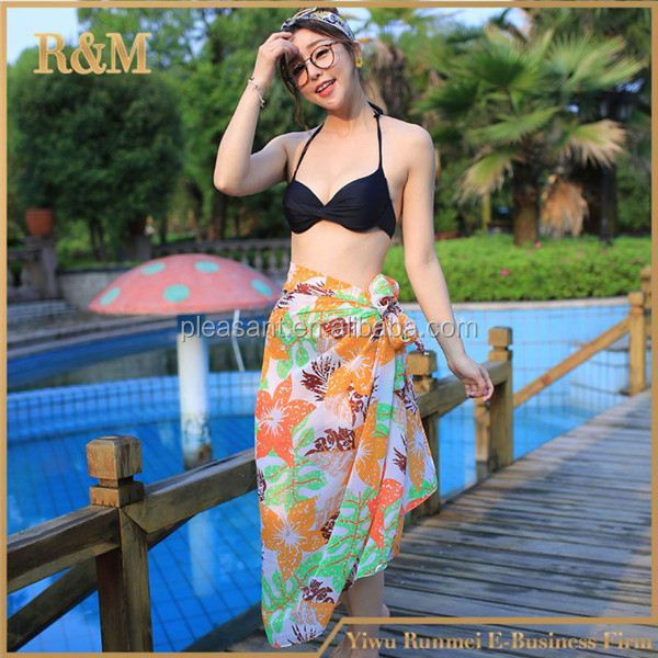Factory Price sarong wrap pants