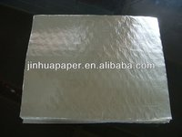 logo hamburger paper wrapper