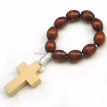 trending hot products wholesale pine beads rosary finger ring, men's ring