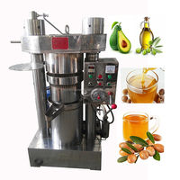 6YZ-260 Hydraulic Cold Oil Extraction Avocado Oil Press Machine