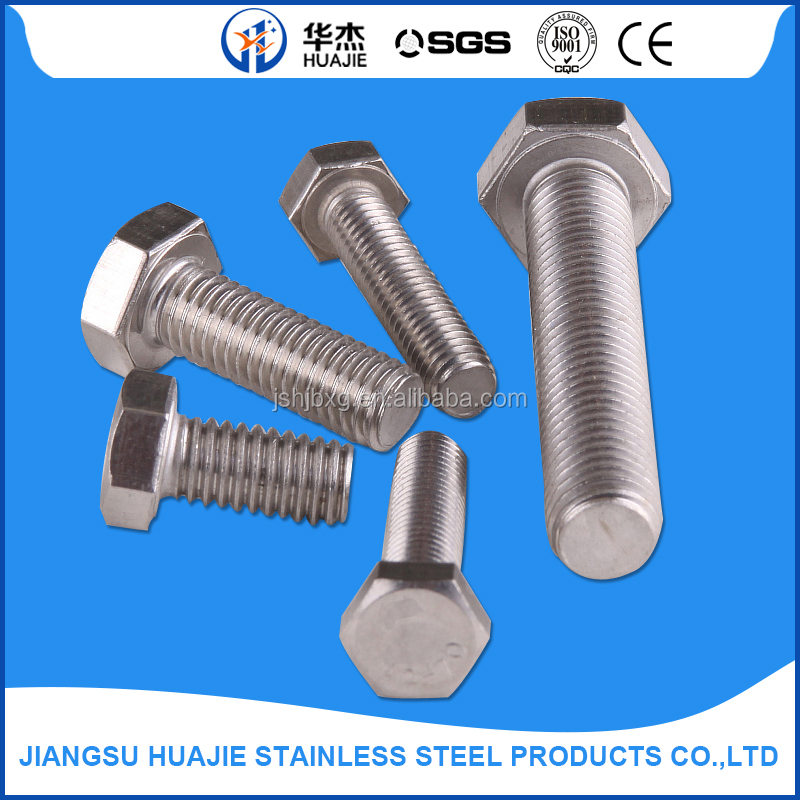 m30 hex bolts