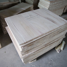 China Manufacturer paulownia wood solid wood wall thickness panel for coffin