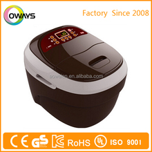 New design hot battery operated foot spa