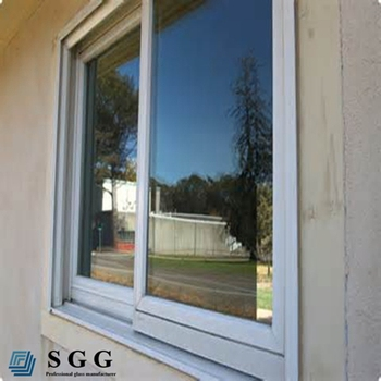 Cheap house windows frameless glass for sale 3mm 4mm 6mm for Home windows for sale