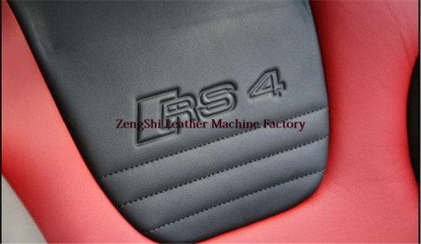 leather tanning machine