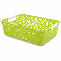 Eco friendly High quality Wholesale Small Plastic Storage Baskets