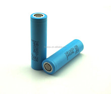 International brand Samsung 18650 2500mah 25r high discharge rate battery cells 18650 3.7v battery nife battery