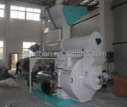 Easy Operation New Condition Mini Wood Pellets Production Machine