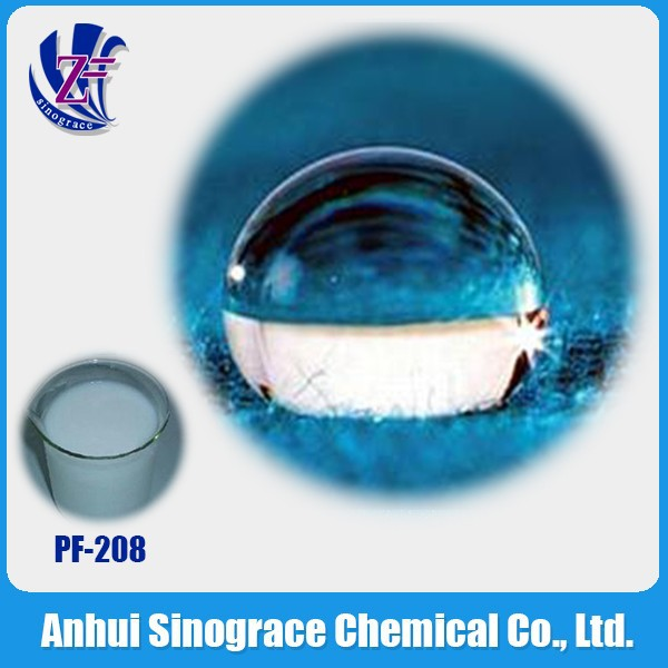 PF-2086V Fluoride water resistant agent for work clothes