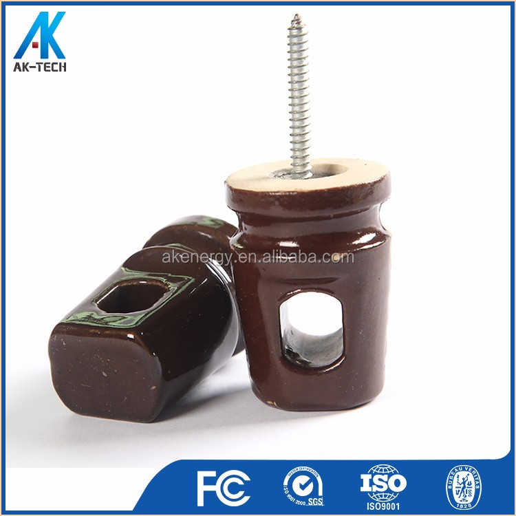 11kv pin low voltage porcelain power line insulator price