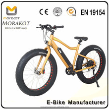 Hub Motor 350w 36v Bafang Mountain Electric Bicycle 4.0 Fat Bike Tire Beach E Bicycle