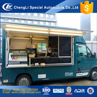 Customized Karry High Quality Dining Van