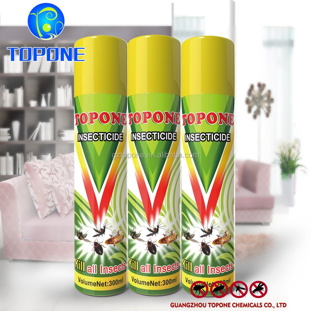 2017 New Powerful Aerosol Insecticide, Pest Control Organic Insecticide Spray
