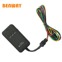 Mileage Tracking Gsm Gprs SIM Card Gps Tracker For Motorbike/Truck Company