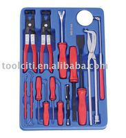 14 Piece Combination Auto Repair Tool Kit