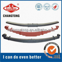 China Auto Parts Parabolic Leaf Spring for Trailer Suspension