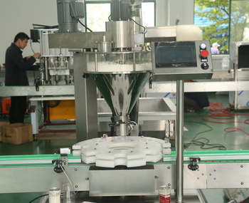 Over 10 Years Experience High Accuracy Baking Powder Filling Sealing Machine