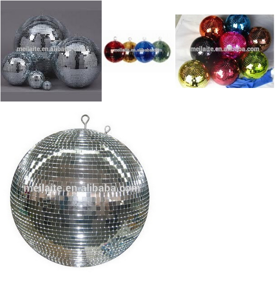 Special stage effect disco mirror ball/cheap disco ball