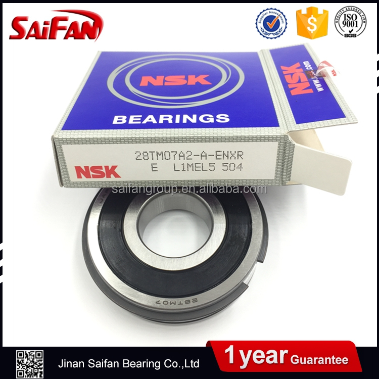 Japan Quality <strong>Bearing</strong> NSK 28TM07 28x68x19 Gearbox Ball <strong>Bearing</strong> 28TM07-A-ENXRX1-02 NSK 28TM07-A-ENXR