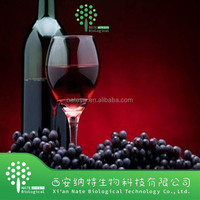 Natural resveratrol 50% extract powder from Polygonum Cuspidatum Resveratrol or Vitis vinifera Resveratrol L