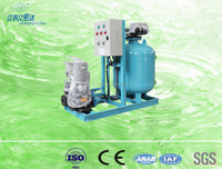 Condensed Water Piping Autonomous Valveless Gravity Sand Filter