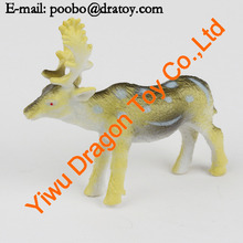 small decoration resin deer figurines