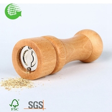 Eco-friendly Factory Natural Wholesale Pepper Salt Shakers