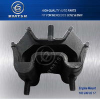 OEM 1832400217 Fit For Mercedes W163 Adjustable Hight Performance Auto Parts Engine Mount From Guangzhou