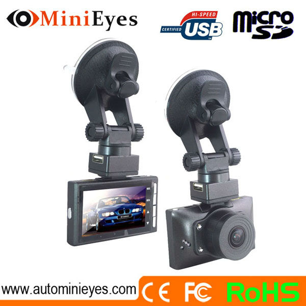 Newest High resolution+GPS+G-Sensor+WDR function wired mini digital car dvr